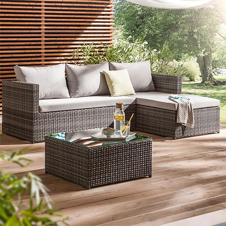Garten Rattan Lounge Mobeln