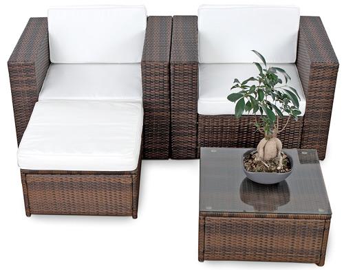 gartenm bel f r den balkon. Black Bedroom Furniture Sets. Home Design Ideas