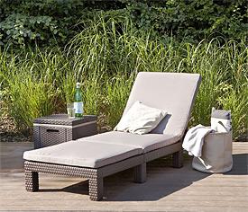 gartenm bel aus outdoor rattan polyrattan. Black Bedroom Furniture Sets. Home Design Ideas