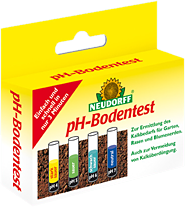 ph-Bodentest von Neudorff